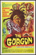 """Movie Posters:Horror, The Gorgon (Columbia, 1964). One Sheet (27"""" X 41""""). Horror.. ..."""