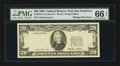Error Notes:Missing Third Printing, Fr. 2075-L $20 1985 Federal Reserve Note. PMG Gem Uncirculated 66 EPQ.. ...