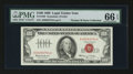 Fr. 1550 $100 1966 Legal Tender Note. PMG Gem Uncirculated 66 EPQ