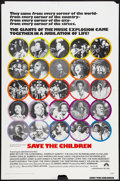"""Movie Posters:Black Films, Save the Children Lot (Paramount, 1973). One Sheets (3) (27"""" X41""""). Black Films.. ... (Total: 3 Items)"""