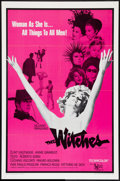 """Movie Posters:Drama, The Witches (United Artists, 1967). One Sheet (27"""" X 41""""). Drama.. ..."""