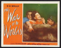 """Movie Posters:Science Fiction, The War of the Worlds (Paramount, 1953). Lobby Card (11"""" X 14""""). Science Fiction.. ..."""