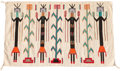 Other, A NAVAJO YEI RUG. c. 1950. ...