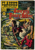 Golden Age (1938-1955):Classics Illustrated, Classics Illustrated #41 Twenty Years After - Original Edition (Gilberton, 1947) Condition: VG/FN....
