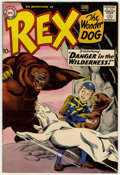 Silver Age (1956-1969):Adventure, Adventures of Rex the Wonder Dog #45 (DC, 1959) Condition: VF....