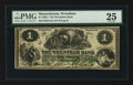 Obsoletes By State:Massachusetts, Wrentham, MA- The Wrentham Bank $1 Oct. 8, 1862 G12a. ...
