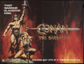 "Movie Posters:Action, Conan the Barbarian (Universal, 1982). Subway (45"" X 59"") Advance.Action.. ..."