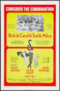 "Movie Posters:Comedy, Bob & Carol & Ted & Alice/Cactus Flower Combo Lot (Columbia, R-1971). One Sheets (6) (27"" X 41""). Comedy.. ... (Total: 6 Items)"