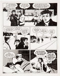 Original Comic Art:Panel Pages, Jaime Hernandez Love and Rockets #21 Page 3 Original Art(Fantagraphics, 1987)....
