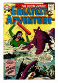 Silver Age (1956-1969):Miscellaneous, My Greatest Adventure #81 (DC, 1963) Condition: VF+....