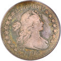 Early Half Dollars, 1796 50C 16 Stars VG10 PCGS. CAC. O-102, High R.5. ...