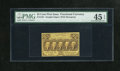 Fractional Currency:First Issue, Fr. 1281 25c First Issue PMG Choice Extremely Fine 45EPQ. Two folds are seen on this bright and colorful first issue type no...