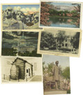 Political:Small Paper (1896-present), Abraham Lincoln and the Civil War in Postcards An excellentdealer's lot consisting of approximately 850 color postcards wit...(Total: 850 )
