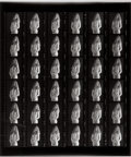Photographs, BOB SEIDEMANN (American, b. 1941). Janis Joplin, Standing Nude Contact Sheet, 1967. Gelatin silver, printed later. 16-3/...
