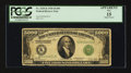 Small Size:Federal Reserve Notes, Fr. 2220-K $5000 1928 Federal Reserve Note. Apparent PCGS Fine 15.. ...