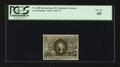 Fractional Currency:Second Issue, Fr. 1288 25¢ Second Issue PCGS Gem New 65.. ...