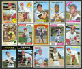 Baseball Cards:Lots, 1950's-1970's Topps & Bowman Collection (585) With Many Starsand HoFers! ...