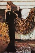 Photographs:Contemporary, SHEILA METZNER (American, b. 1939). Fendi Olives and BlackDress, From Life, circa 1985-1990. Fresson, printed later.Pa...