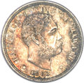 Coins of Hawaii, 1883 10C Hawaii Ten Cents MS64 PCGS. CAC....