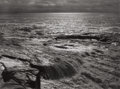 Photographs, ANSEL EASTON ADAMS (American, 1902-1984). The Atlantic, Schoodic Point, Acadia National Park, Maine, 1949. Gelatin silve...