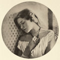 Photographs:20th Century, JULIA MARGARET CAMERON (British, 1815-1879). Ellen Terry, at theAge of Sixteen,Camera Work Vol.41 Page 13, 1913. Photog...