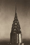 Photographs:Contemporary, SHEILA METZNER (American, b. 1939). Chrysler Building, 2000.Fresson, printed later. Paper: 25-1/2 x 18-1/2 inches (64.7...