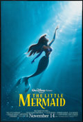 """Movie Posters:Animated, The Little Mermaid Lot (Buena Vista, R-1997). One Sheets (6) (27"""" X40"""") DS, SS, Advance, & Regular. Animated.. ... (Total: 6Items)"""