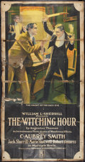 """Movie Posters:Drama, The Witching Hour (Frohman Amusement, 1916). Three Sheet (41"""" X 79""""). Drama.. ..."""