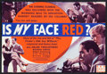 """Movie Posters:Action, Is My Face Red (RKO, 1932). Pressbook and Herald (12"""" X 18"""") and(6"""" X 9"""")(Multiple Pages). Action.. ... (Total: 2 Items)"""