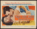 "Movie Posters:Adventure, Legend of the Lost (United Artists, 1957). Half Sheet (22"" X 28"").Adventure.. ..."
