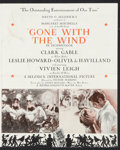 "Movie Posters:Academy Award Winners, Gone with the Wind (MGM, 1939). Herald (8.25"" X 10.25""). AcademyAward Winners.. ..."