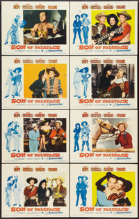 """Son of Paleface (Paramount, 1952). Lobby Card Set of 8 (11"""" X 14""""). Comedy. ... (Total: 8 Items)"""