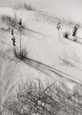 Photographs:20th Century, ANSEL EASTON ADAMS (American, 1902-1984). Dunes, Hazy Sun, WhiteSands National Park, from Portfolio II, 1941. Gelatin s...