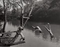 Photographs:20th Century, A. AUBREY BODINE (American, 1906-1970). Boys Swimming on thePatapsco River, 1933. Gelatin silver, circa 1950. Paper: 11...