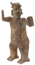 Antiques:Antiquities, Jalisco Large Male Warrior...