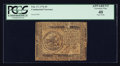 Colonial Notes:Continental Congress Issues, Continental Currency February 17, 1776 $5 PCGS Apparent ExtremelyFine 40.. ...