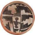 American Indian Art:Pottery, AN ANASAZI POLYCHROME BOWL...
