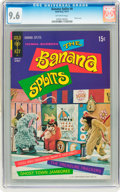 Bronze Age (1970-1979):Humor, Banana Splits #8 (Gold Key, 1971) CGC NM+ 9.6 Off-white pages....