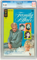 Bronze Age (1970-1979):Humor, Family Affair #4 File Copy (Gold Key, 1970) CGC NM/MT 9.8 Off-whiteto white pages....