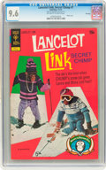 Bronze Age (1970-1979):Humor, Lancelot Link Secret Chimp #7 File Copy (Gold Key, 1972) CGC NM+9.6 Off-white to white pages....