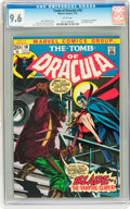 Bronze Age (1970-1979):Horror, Tomb of Dracula #10 (Marvel, 1973) CGC NM+ 9.6 White pages....