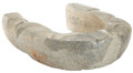 Antiques:Antiquities, A Stone Yoke...
