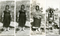 American Indian Art:Photographs, A GROUP OF EIGHT PHOTOGRAPHS OF SOUTHWEST SUBJECTS. c. 1900. ...(Total: 8 Items)