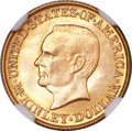 Commemorative Gold, 1916 G$1 McKinley MS67 ★ NGC....