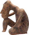 Antiques:Antiquities, Colima Male Thinker...