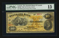 Canadian Currency: , Toronto, ON- The Standard Bank of Canada $10 May 1, 1900 CH # 695-16-02. ...