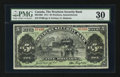 Canadian Currency: , Weyburn, SK- The Weyburn Security Bank $5 Jan. 3, 1911 Ch # 805-10-02. ...