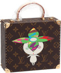 Luxury Accessories:Travel/Trunks, Louis Vuitton by Takashi Murakami and Marc Jacobs 2003 Limited,Numbered Edition #006 Boite Joallerie Jewelry Box. ...