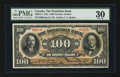 Canadian Currency: , Toronto, ON- The Dominion Bank $100 Feb. 1, 1931 Ch # 220-24-14. ...