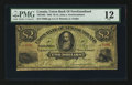 Canadian Currency: , St. John's- NF Union Bank Of Newfoundland $2 May 1, 1882 Ch #750-16-02. ...